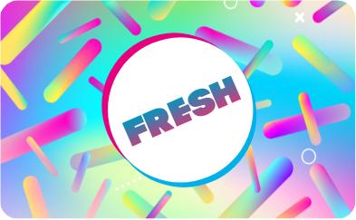 fresh pop sundays